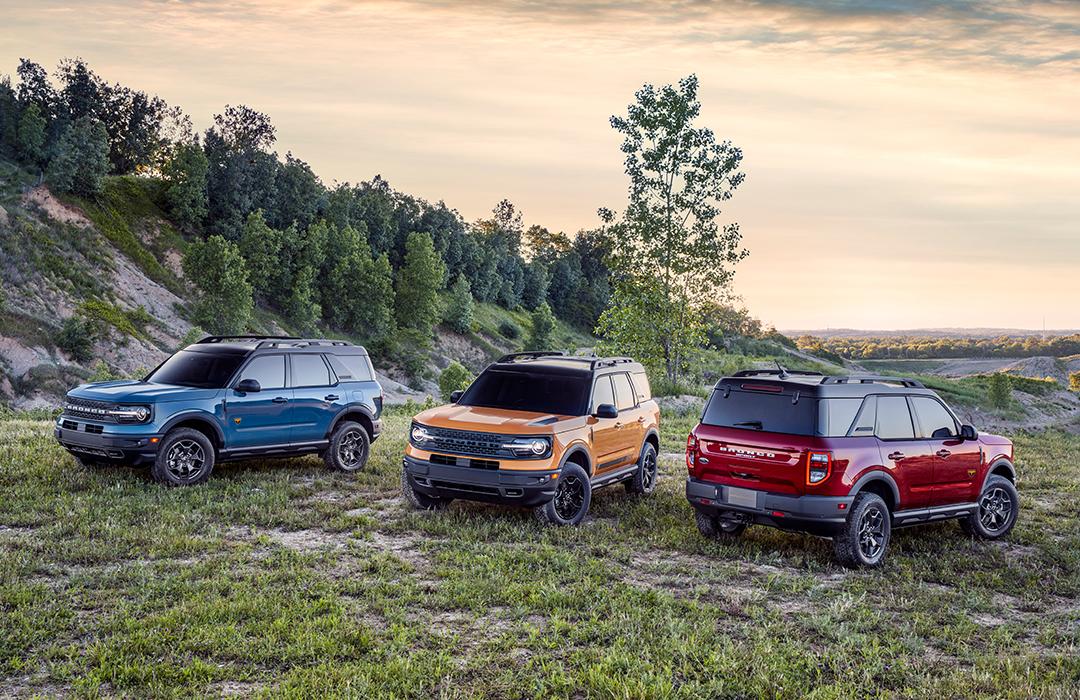 Nueva Ford Bronco Sport: aventura todoterreno
