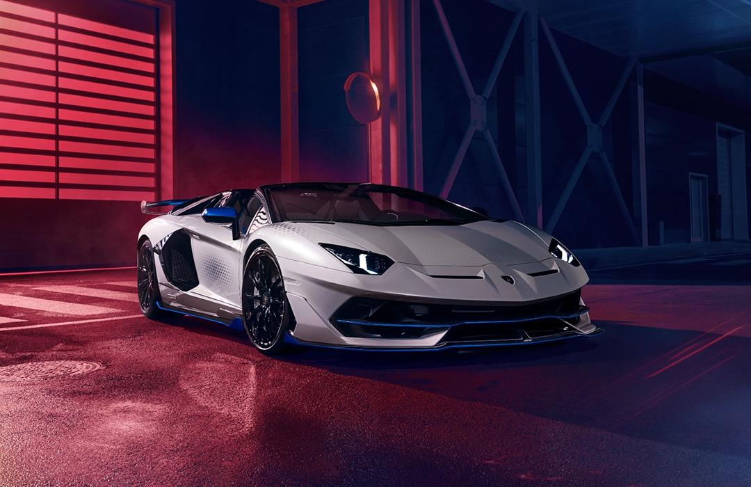 Lamborghini Aventador SVJ Xago: salido del estudio digital