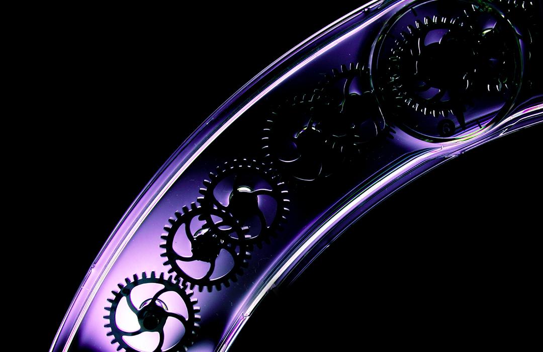 Purple Frenzy: los relojes de color morado que desearás tener