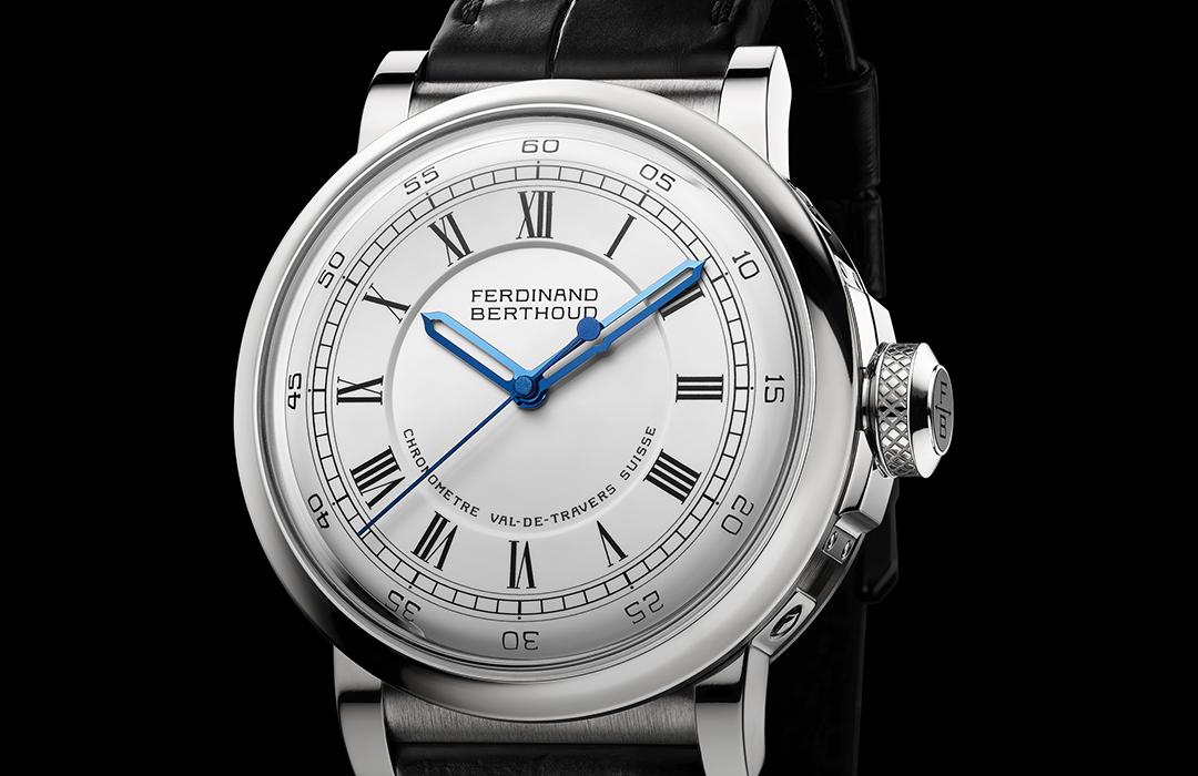 Esta pieza recuerda el trabajo de Ferdinand Berthoud como relojero del rey Luis XV