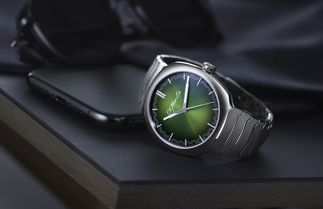 H. Moser & Cie. introduce el Streamliner Centre Seconds