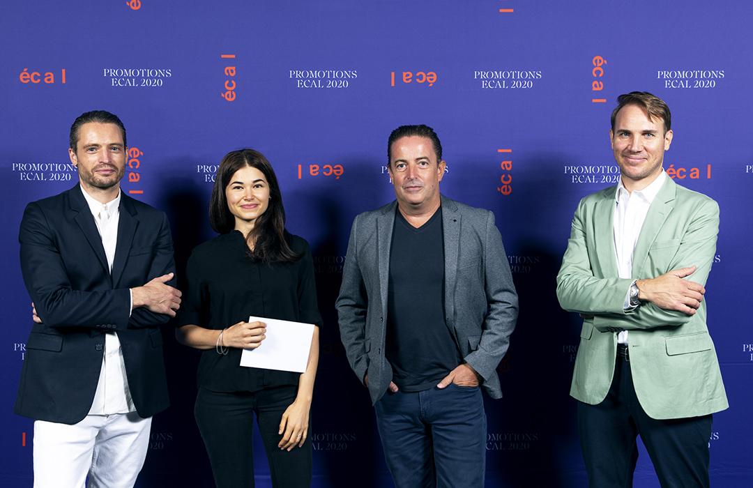 Se celebra la segunda edición del premio otorgado por De Bethune y la Ecole Cantonale d'Art de Lausanne