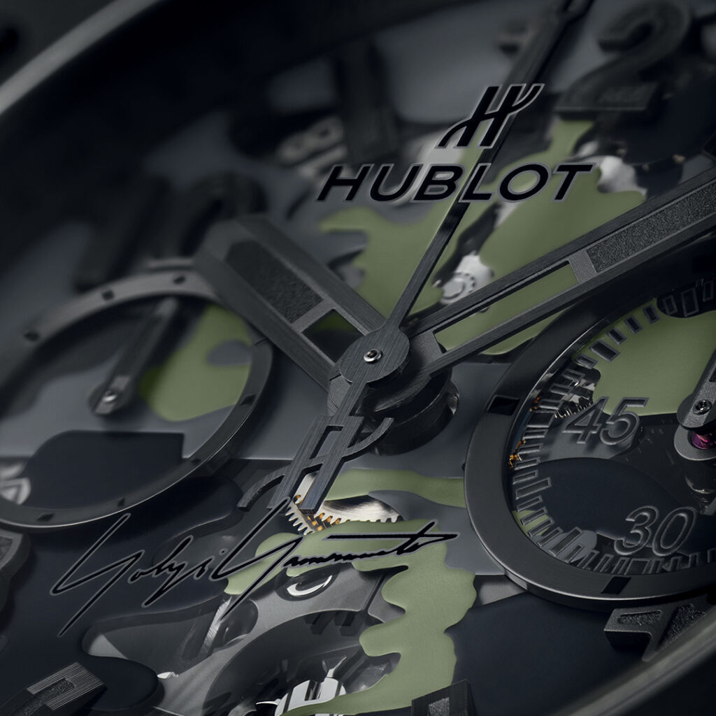 Hublot Yohji Yamamoto en WatchTime México