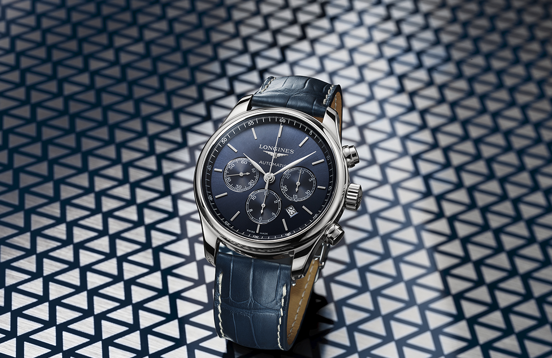 Longines redefine la elegancia con Master Collection