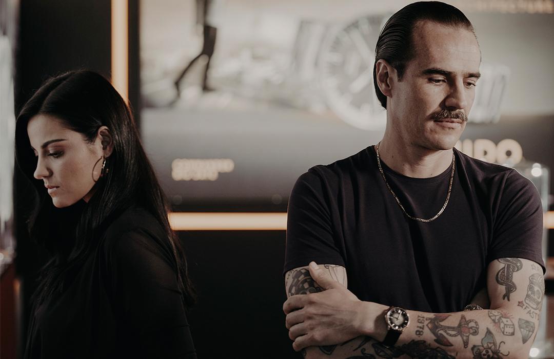 Mido reúne a Maite Perroni y Jorge Poza para hablar sobre el tiempo