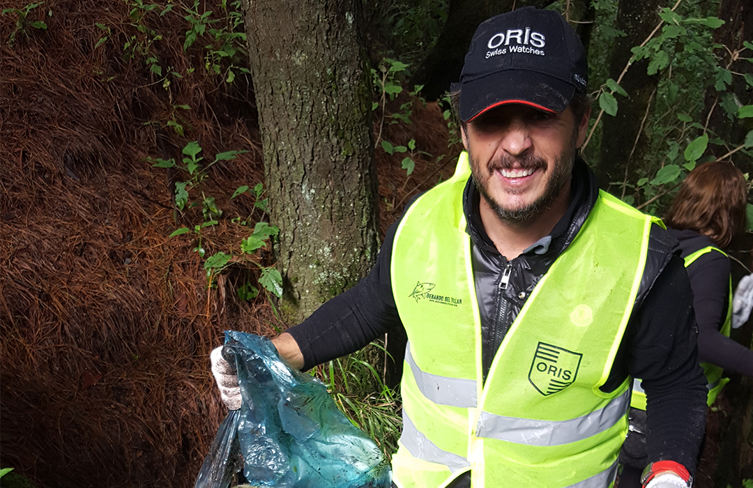 Oris se une y nos invita a participar en el World Clean-Up Day 2020