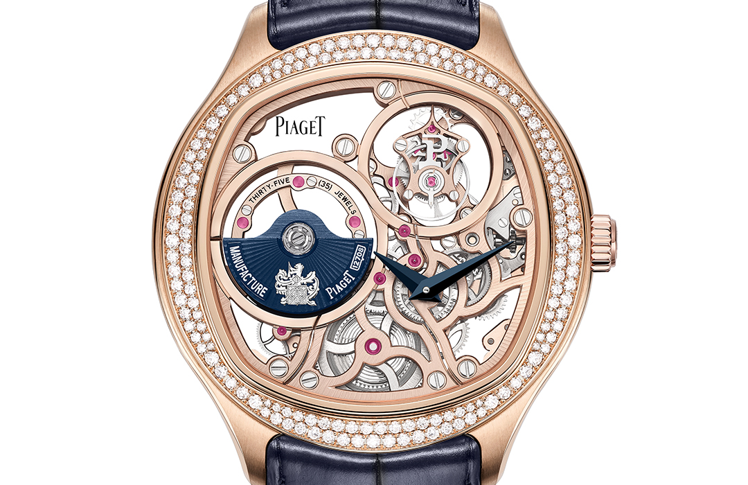 Piaget presenta nuevas piezas de la colección Polo