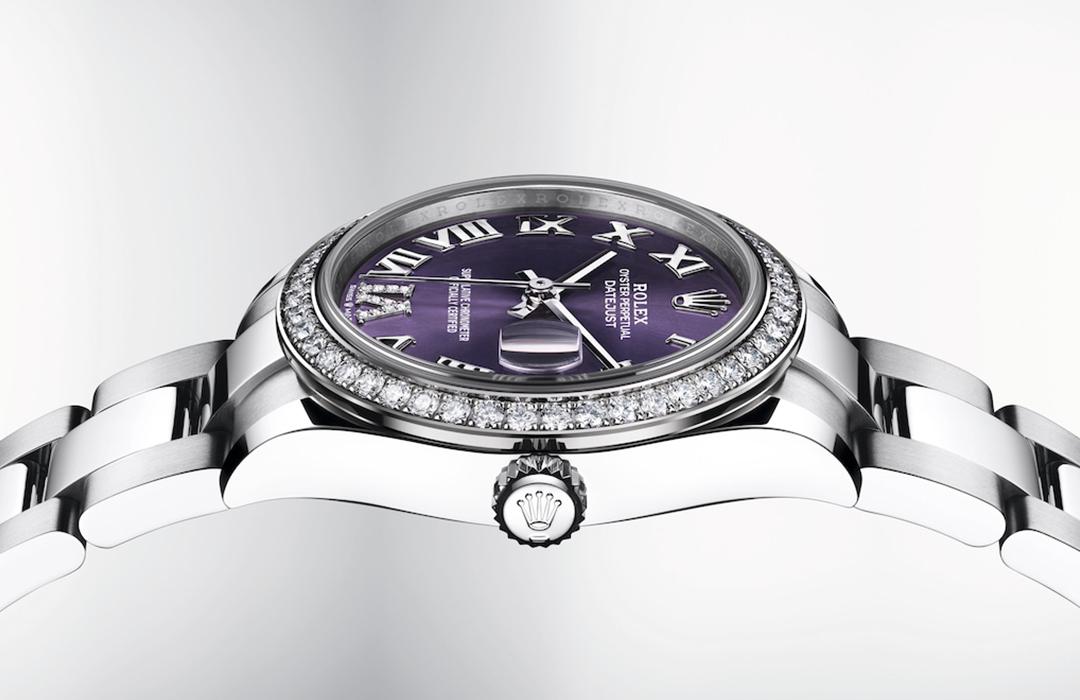 Rolex lanza cuatro nuevos modelos Datejust 31
