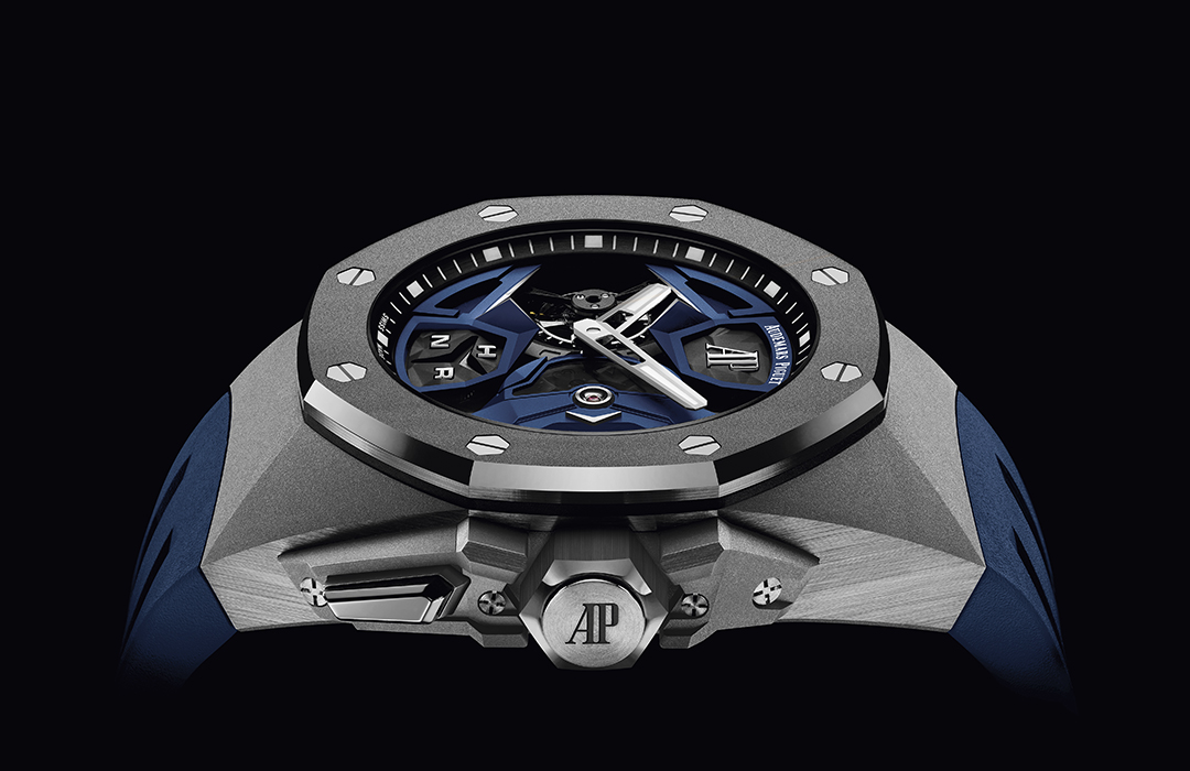 Royal Oak Concept Flying Tourbillon GMT de Audemars Piguet