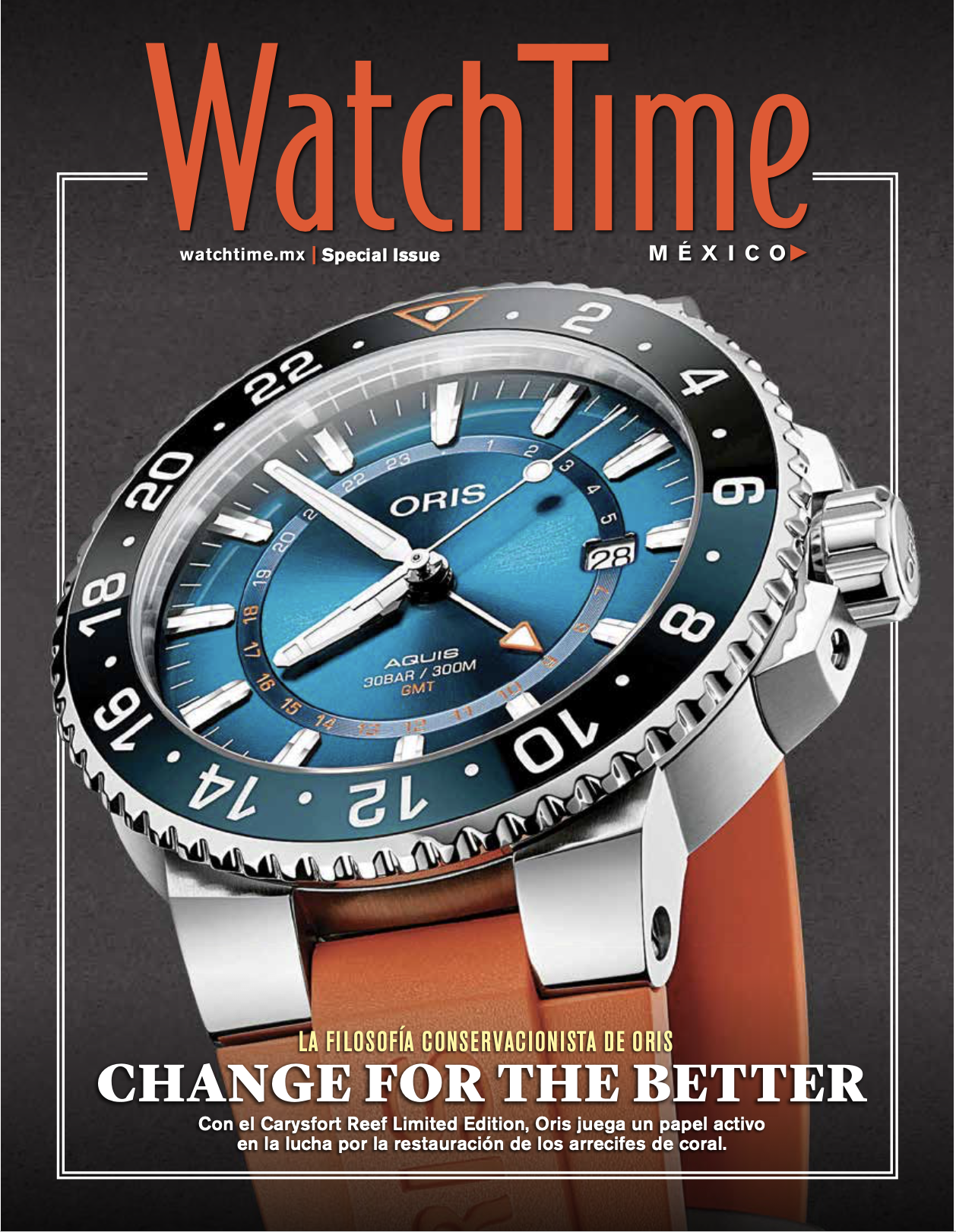 WatchTime Oris Special Issue