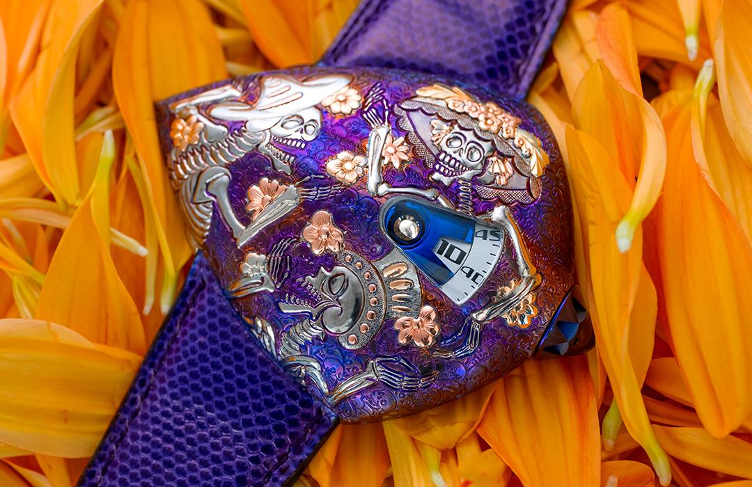 De Bethune celebra Día de Muertos con homenaje a Guadalupe Posada