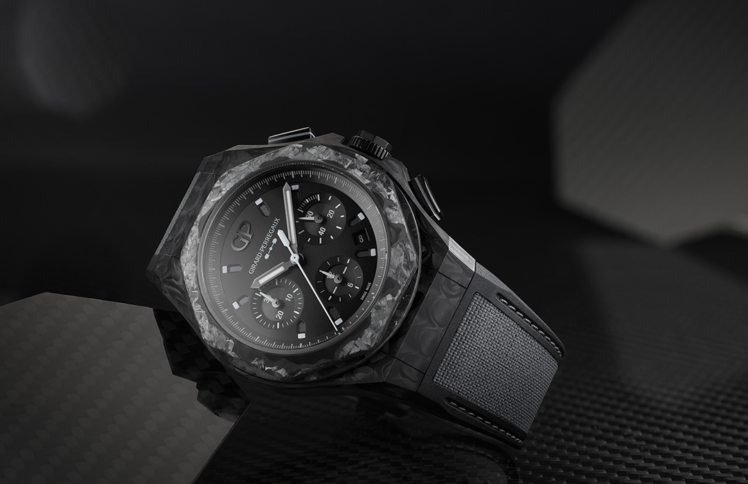 SIAR 2020: Girard-Perregaux Laureato Absolute Crystal Rock