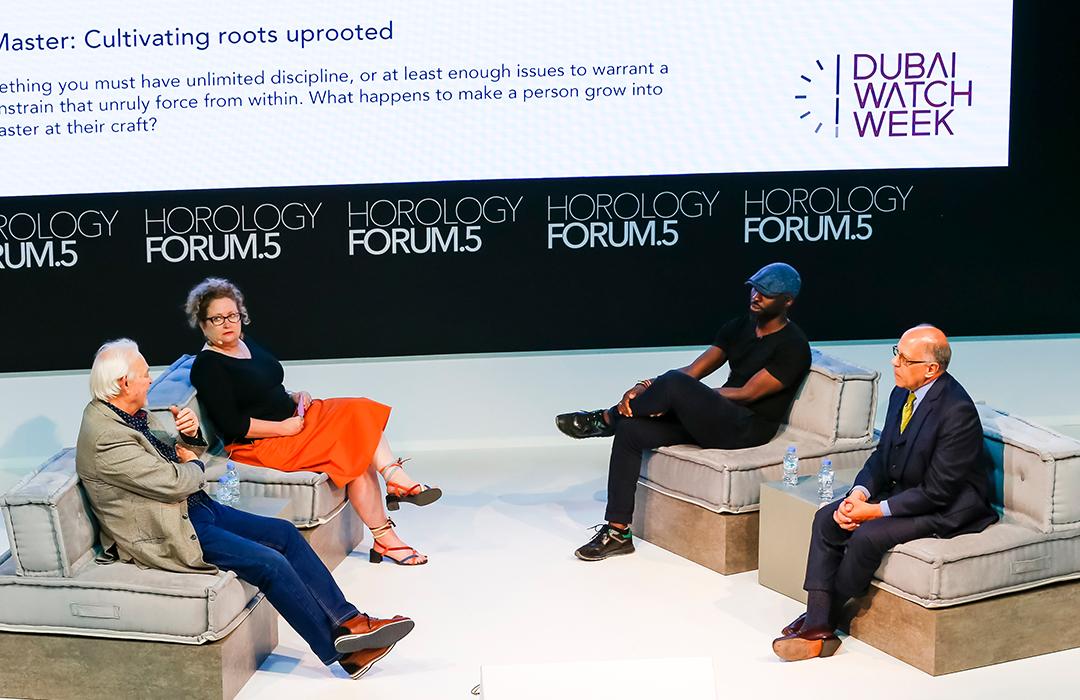 Continúa el Horology Forum de Dubai Watch Week