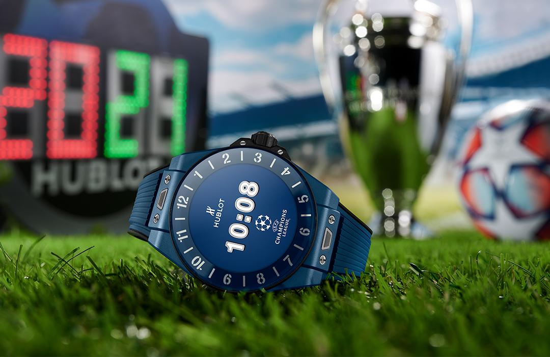 Llega el nuevo Hublot Big Bang E UEFA Champions League