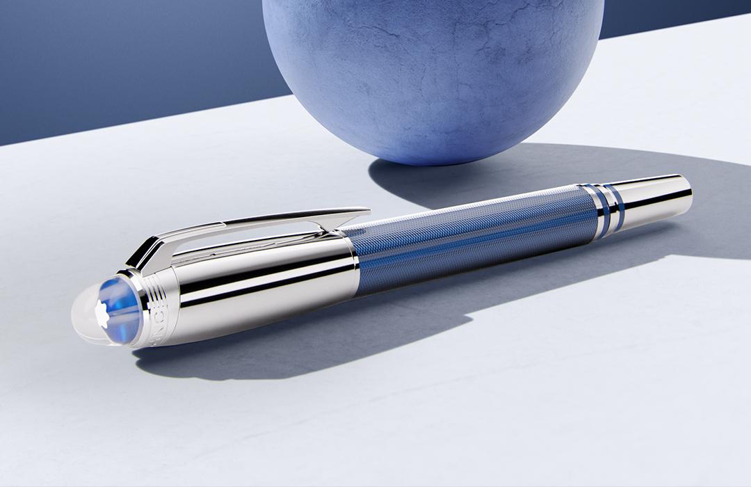Montblanc Starwalker Blue Planet: reconectarse con el planeta