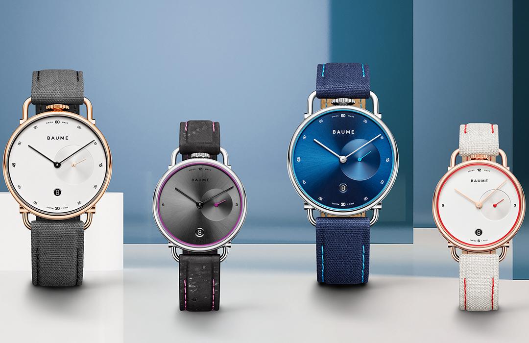 Baume, la nueva colección de Baume & Mercier
