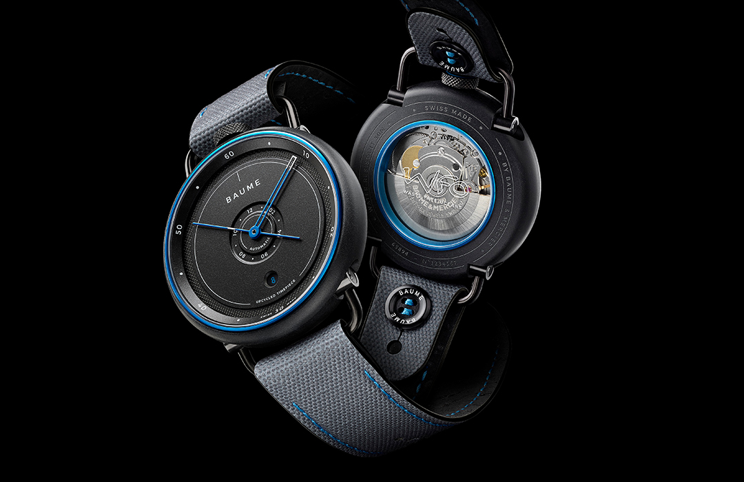 Baume Ocean Limited Edition: compromiso con los océanos