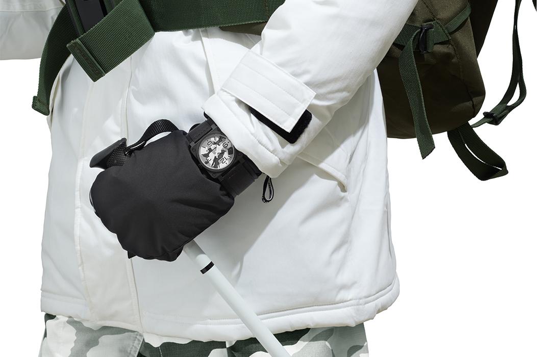 3 Relojes con camuflaje listos para cualquier misión