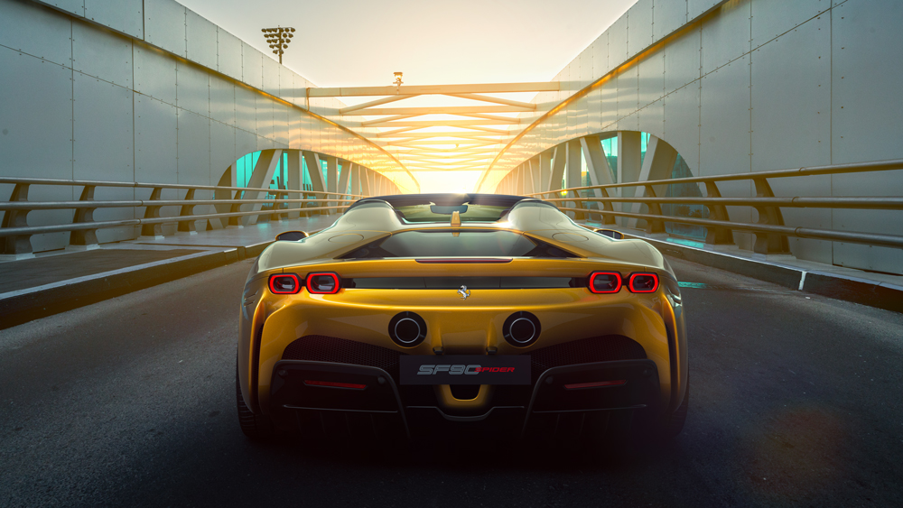 Ferrari en WatchTime México