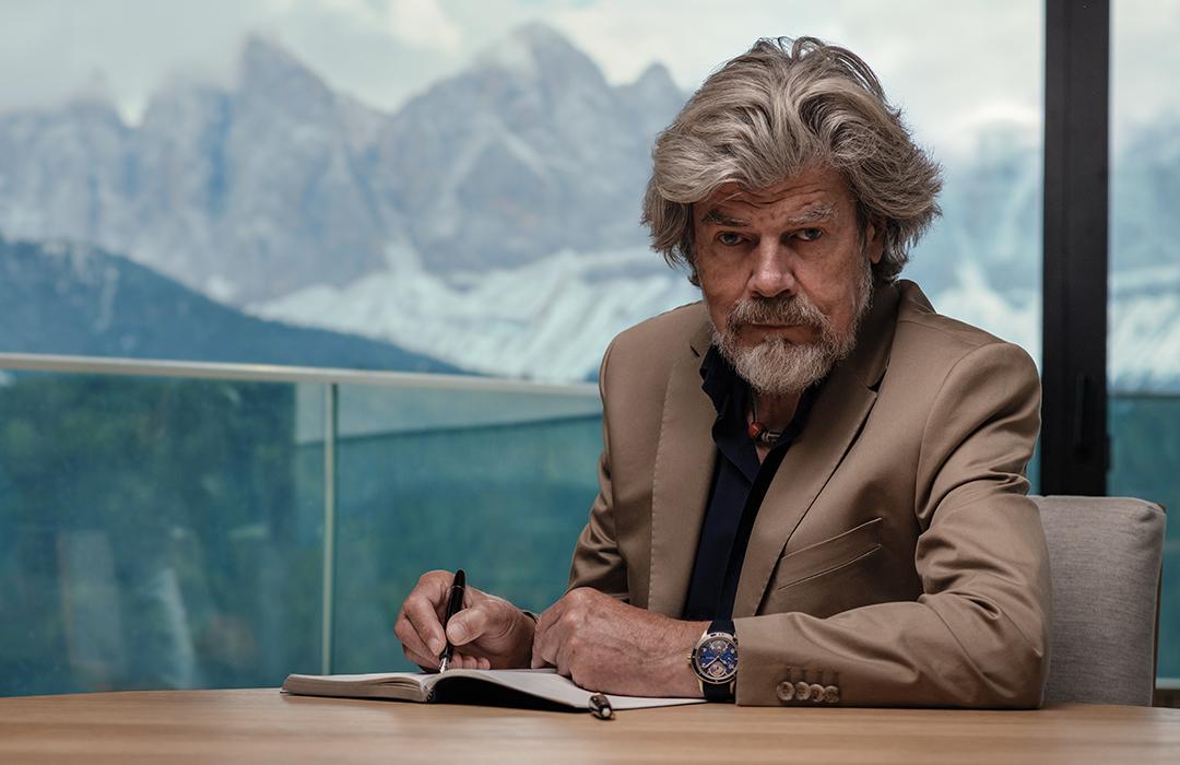 Montblanc y la Messner Mountain Foundation se unen por la educación de los niños