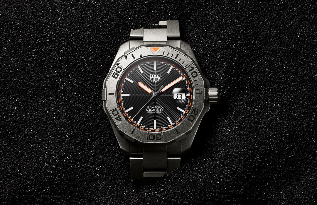 Nuevo TAG Heuer x Bamford Watch Department