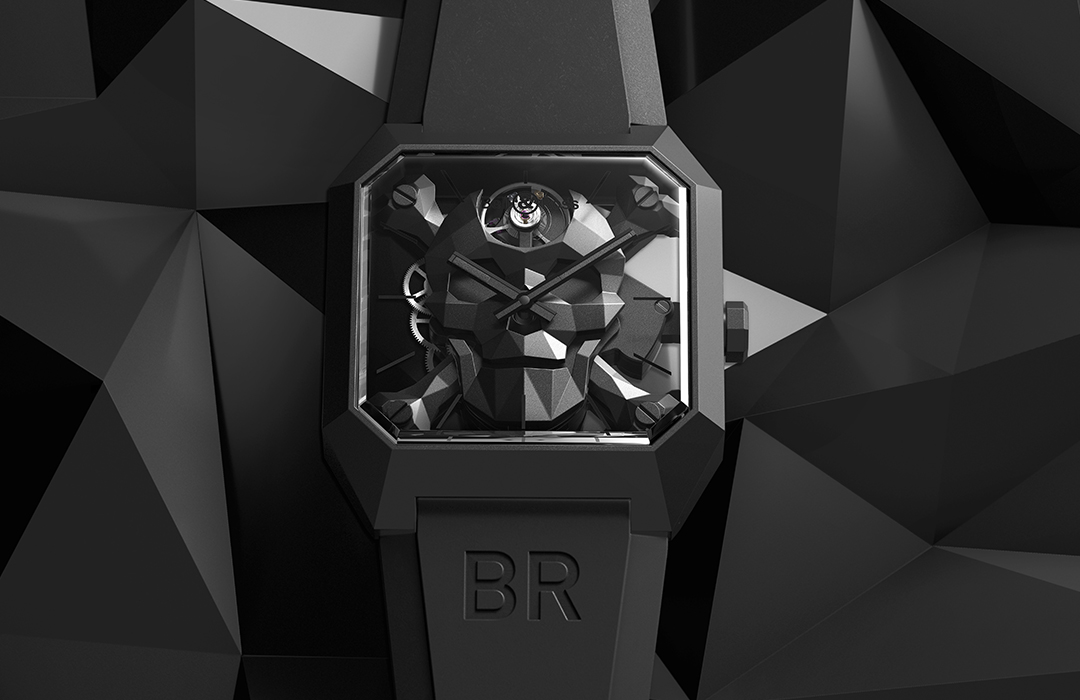 Nuevo Bell and Ross BR 01 Cyber Skull