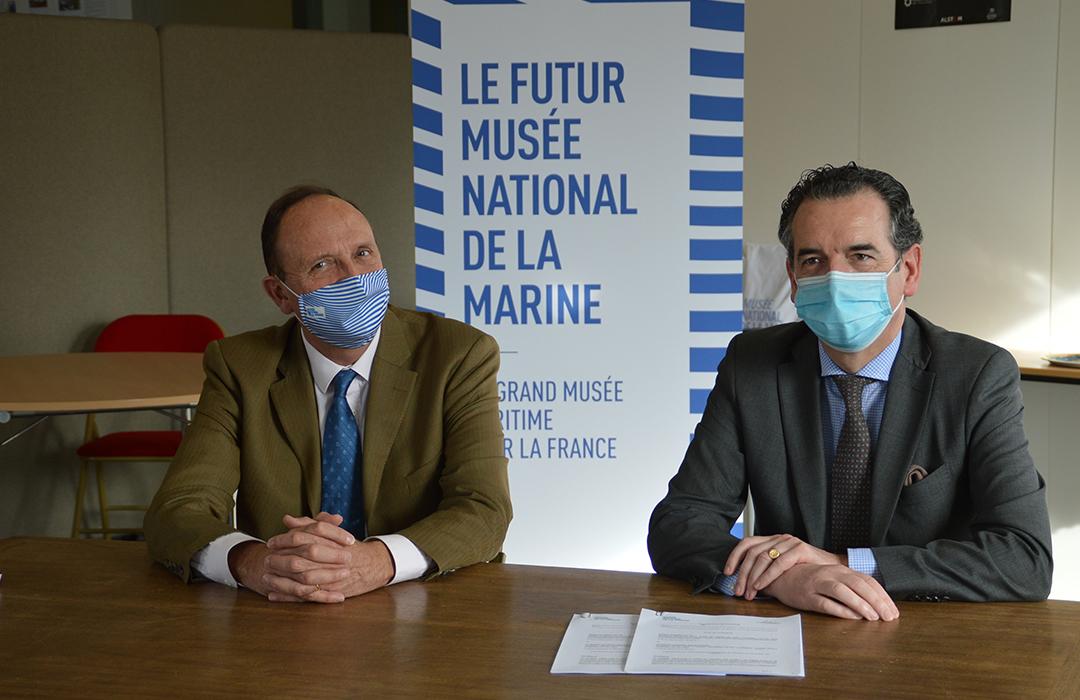 Breguet se convierte en mecenas del Museo Nacional de la Marina Francesa