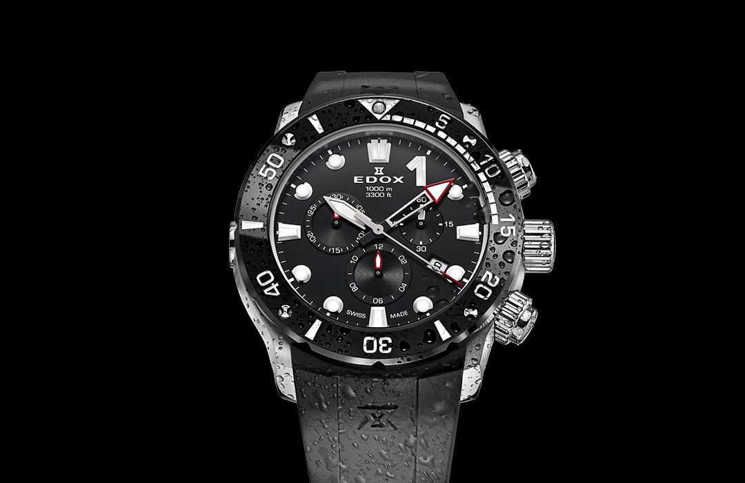 Nuevo Edox CO-1, precisión marítima