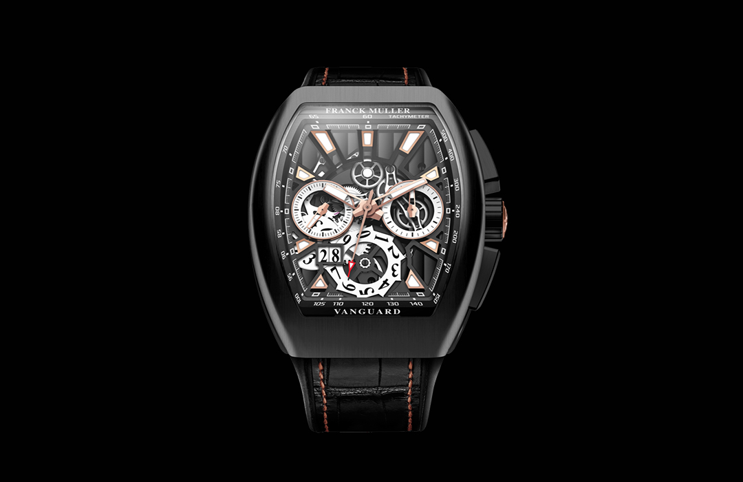 Vanguard Skeleton Grande Date Chronograph