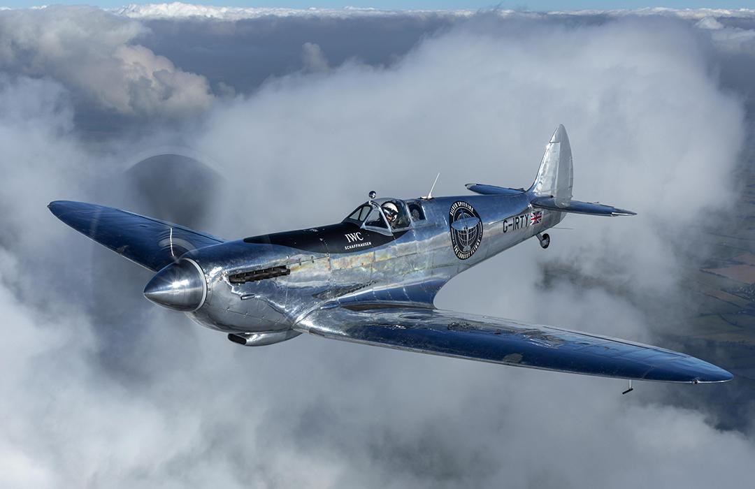 3 icónicos IWC en homenaje al Spitfire