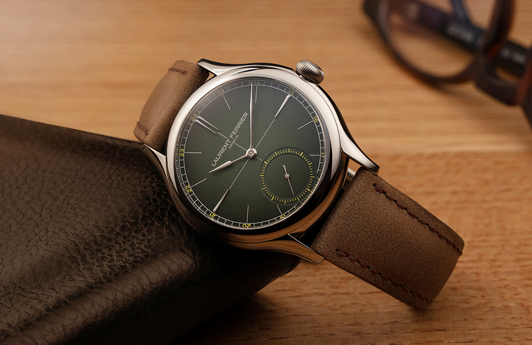 Laurent Ferrier lanza edición limitada exclusiva para su e-shop