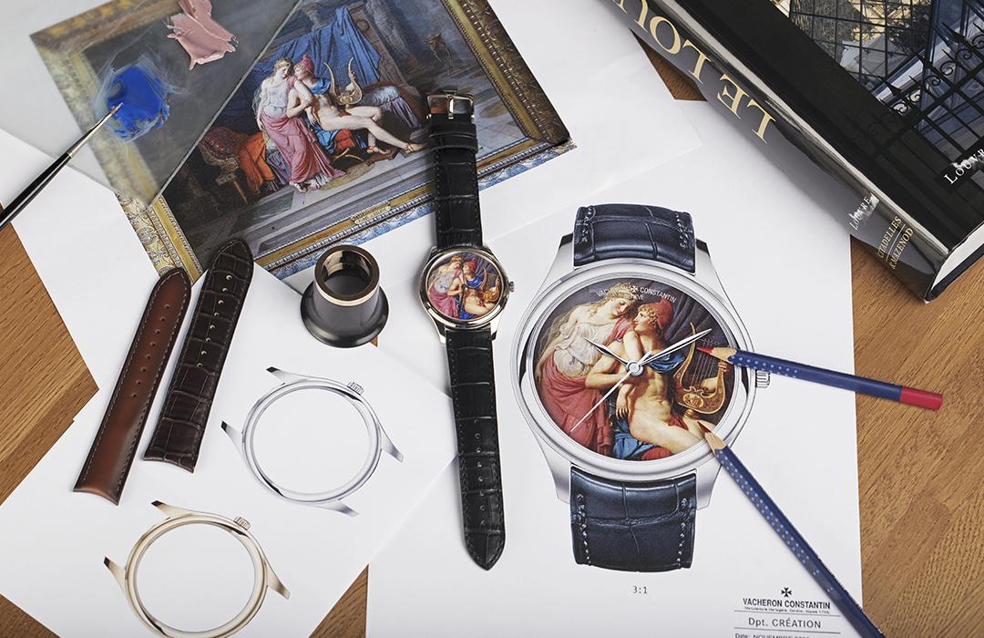 """Vacheron Constantin se une a """"Bid for the Louvre"""""""