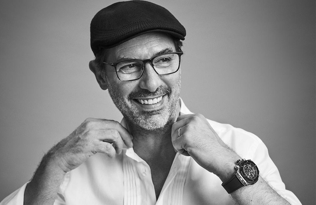 Paul Pairet, chef premiado y nuevo amigo de Hublot