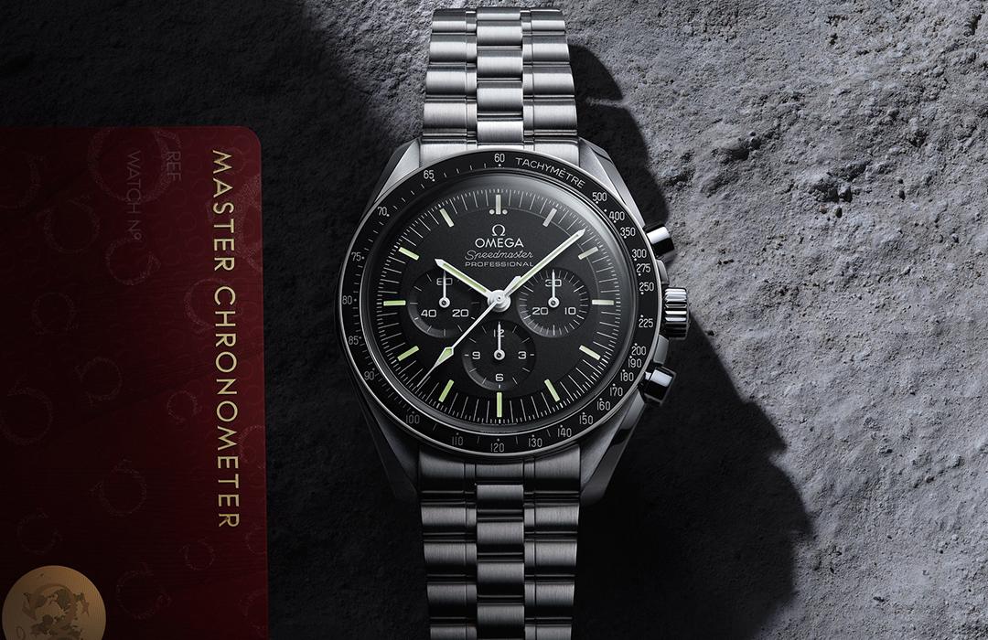 Omega Moonwatch, ahora con certificación Master Chronometer