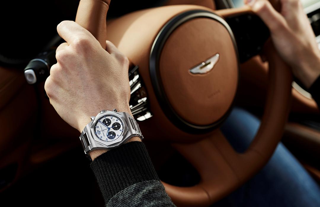 Aston Martin y Girard-Perregaux revelan asociación