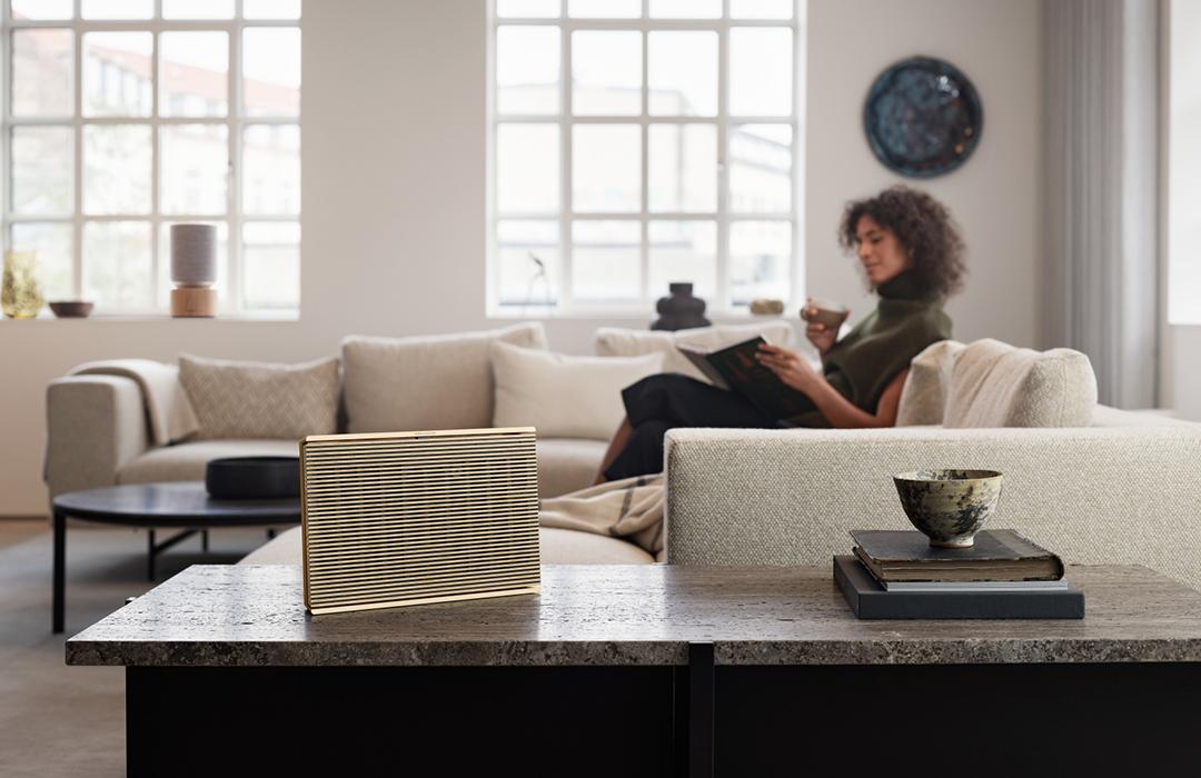 Beosound Level, el nuevo altavoz para tu casa de Bang & Olufsen