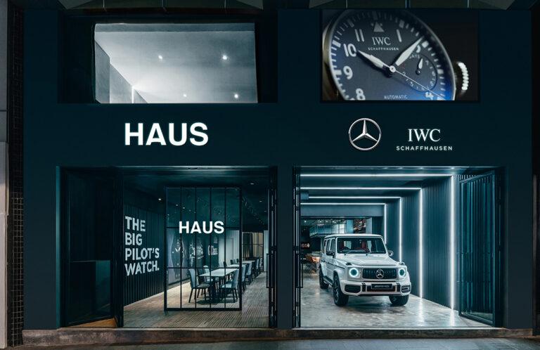Mercedes-Benz IWC en WatchTime México
