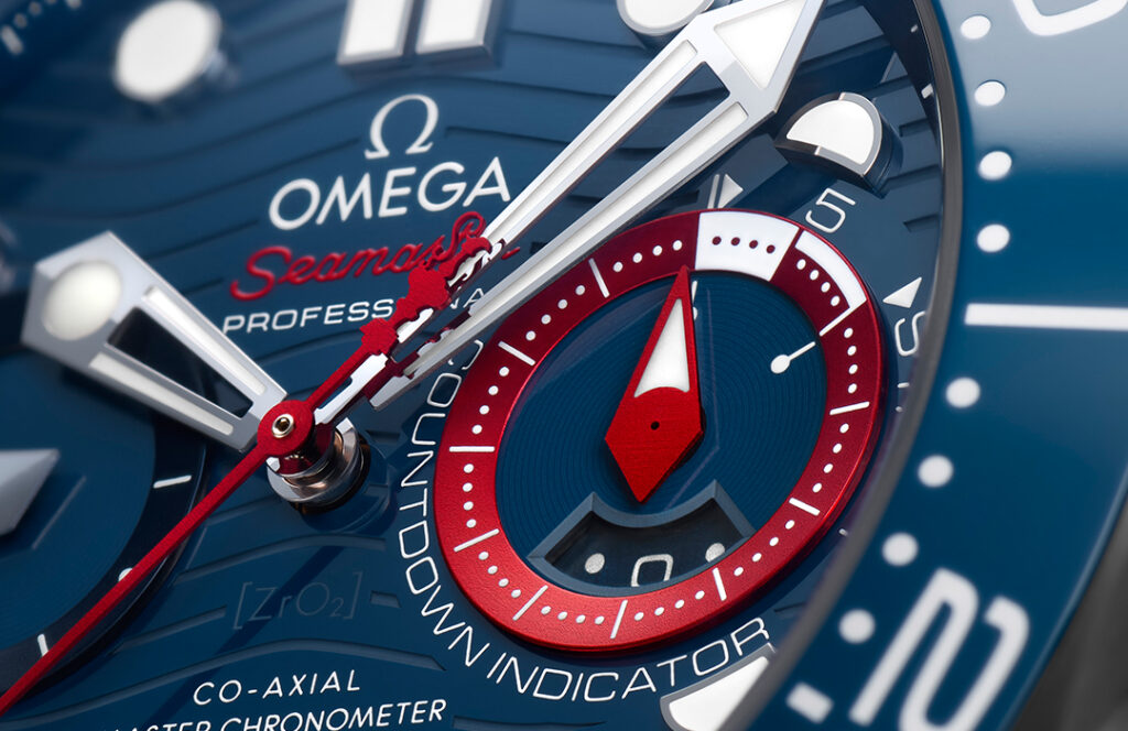 Omega America's Cup en WatchTime México