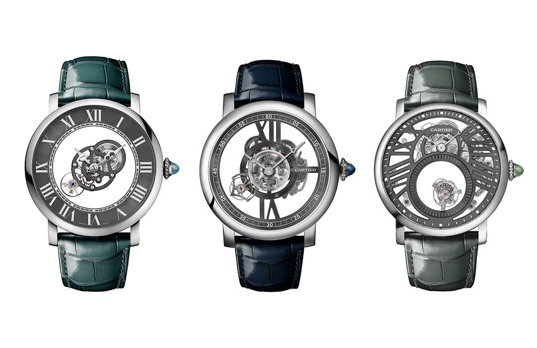 Cartier pre Watches & Wonders 2021
