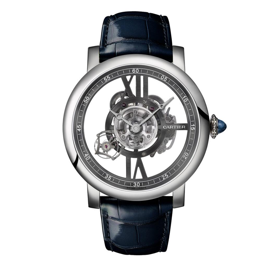 Cartier Rotonde en WatchTime México
