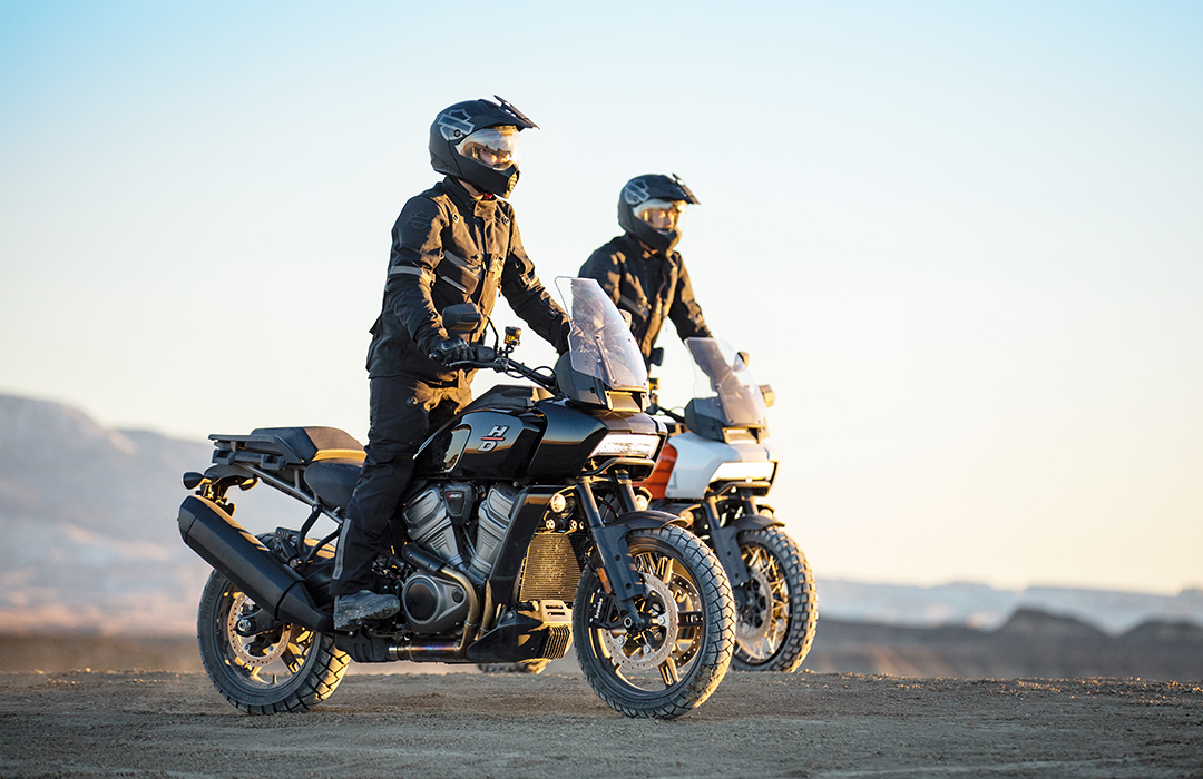 Harley-Davidson Pan America, hechas para la aventura