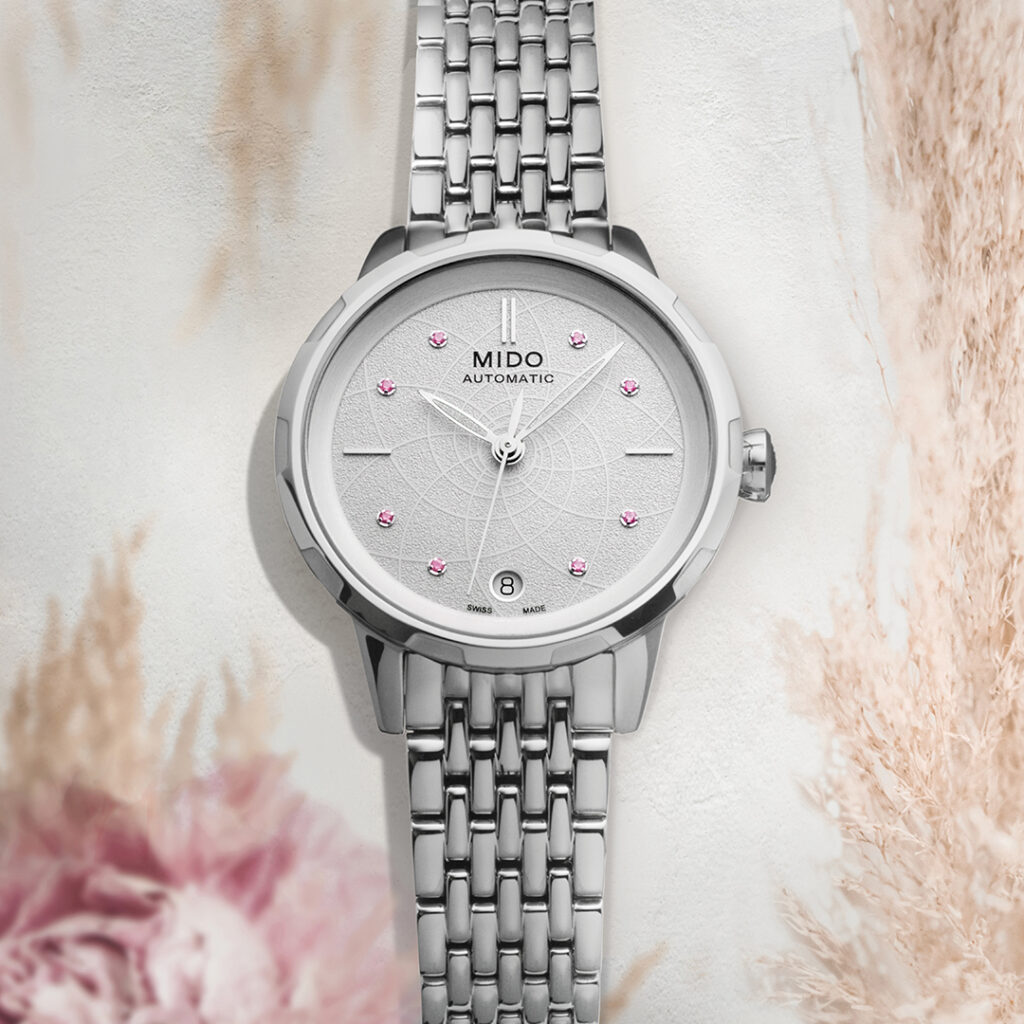 Mido Rainflower en WatchTime México