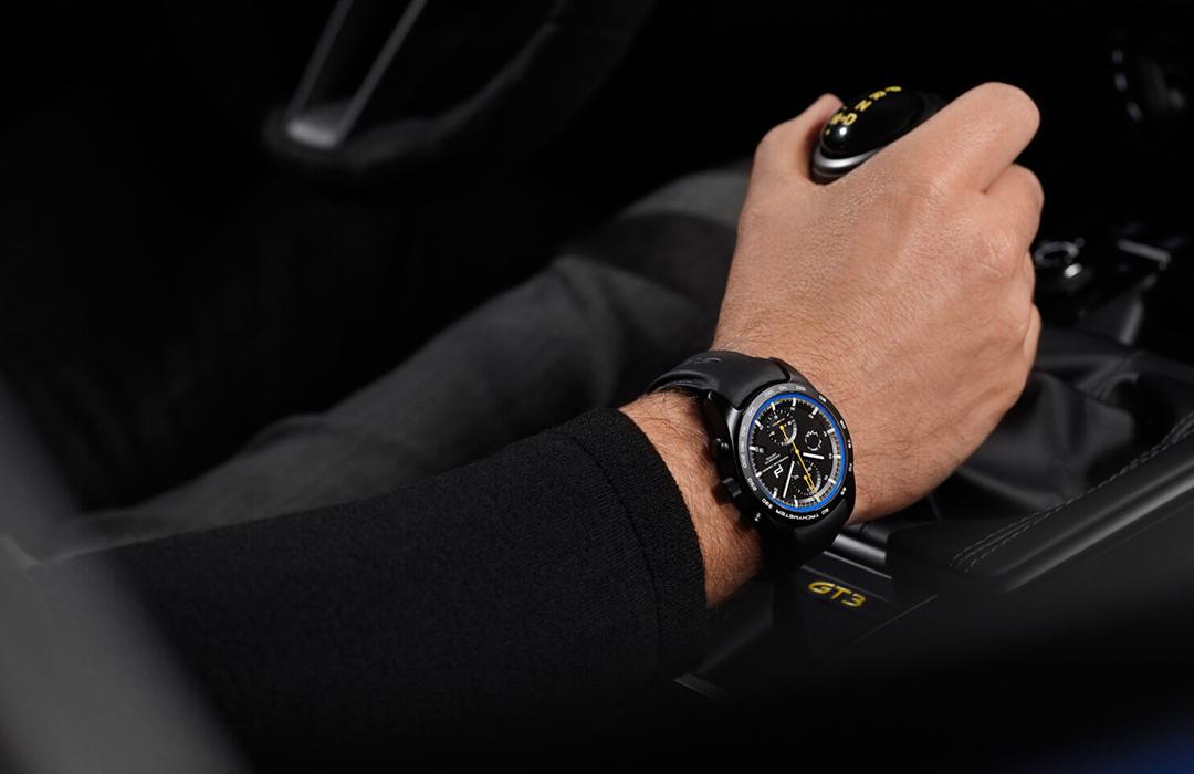 Un reloj Porsche Design para los dueños del 911 GT3