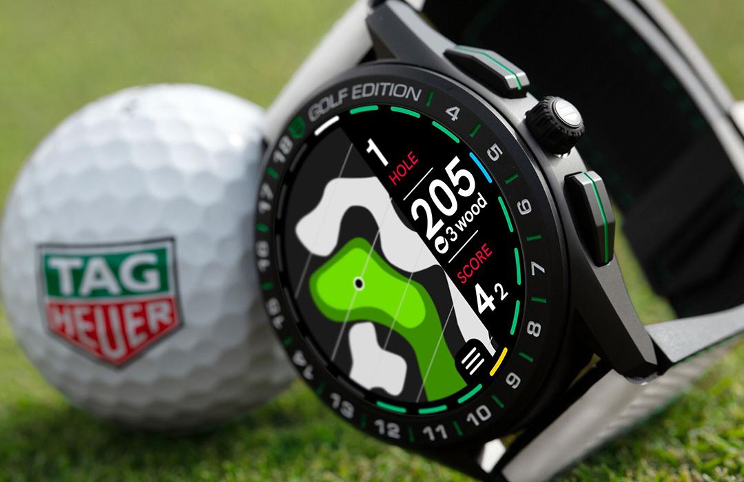 Novedades y mejoras en el TAG Heuer Connected Golf Edition