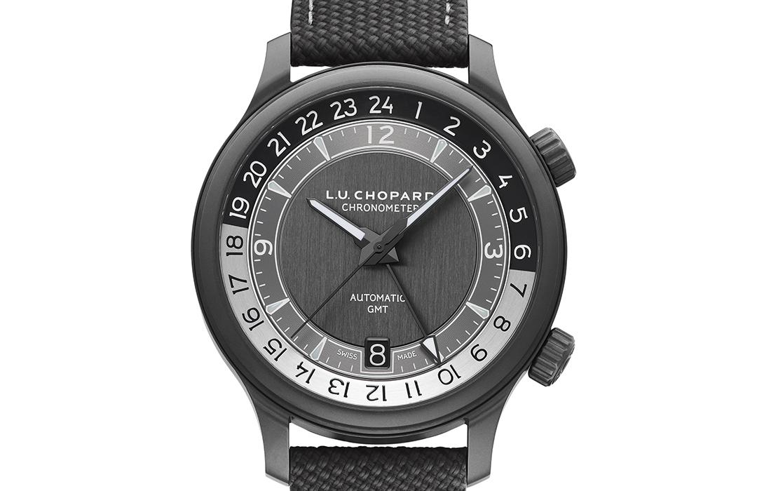 Chopard presenta el L.U.C GMT One Black