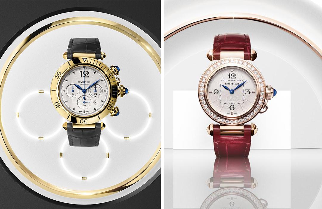 Watches & Wonders: Cartier lanza nuevos modelos Pasha