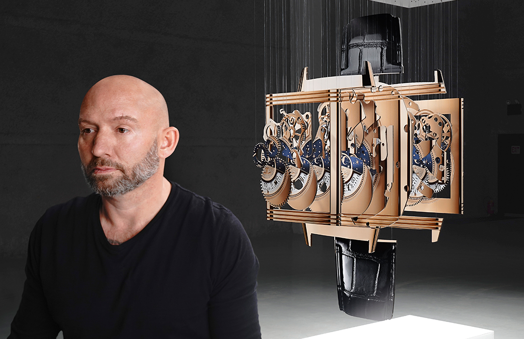 Michael Murphy Jaeger-LeCoultre en WatchTime México
