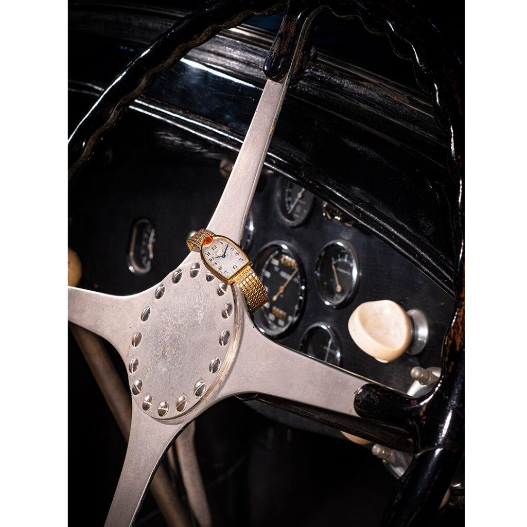 Mido Ettore Bugatti en WatchTime México