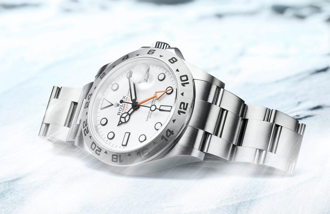 Rolex Explorer: a la conquista de nuevos territorios
