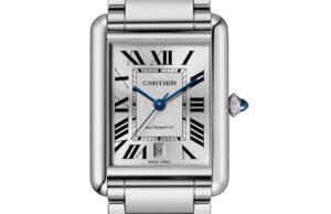 Cartier Tank en WatchTime México